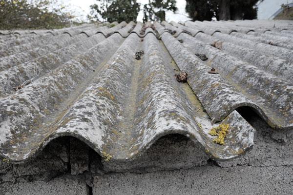 asbestos-roof